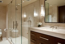 bathrooms / by Wendy