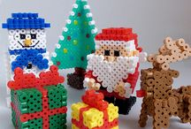 DIY Hama beads / by Janni Ernlund Madsen