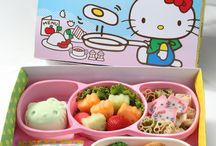 Hello kitty food / by Kitty White