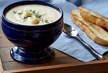Soups / by Kristin Brown