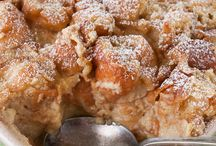 Bread pudding recipes / by Tammy Campbell