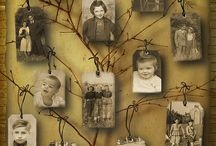 Family tree / by Megan Gardiner