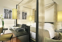 Rooms and suites / http://www.hotelbrunelleschi.it / by Hotel Brunelleschi
