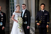 Swedish Royal Family / Updates about Sweden's royal family, including the birth of HRH Princess Estelle. / by Carolyn Cash