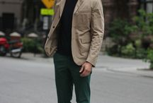 Street Style / by Andrew Paul Williams