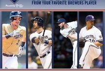 #BrewersOnDeck 2014 / by Milwaukee Brewers