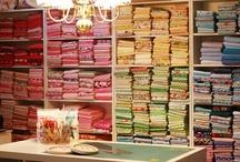 My Sewing Room / by DawnatOlabelhe