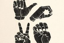 American Sign Language / by Elisa Grace Elisa Grace