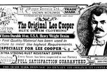 The History of Lee Cooper / The History of Lee Cooper since 1908. / by Lee Cooper