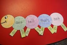 Teaching: Literacy / by Gretchen Larson