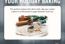 Pinspiration from Fellow Bakers / by Companion Baker