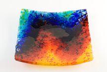 fused glass / by Carol Fix