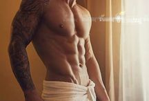 My dream babes ;D / This board is dedicated to all the sexy men out there with tattoos!!!! / by Priscila Calderon