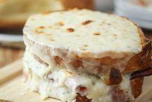 Sandwiches / Food / by Beth McGhee