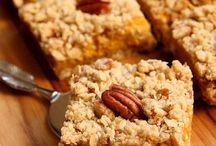 Sweet Recipes / by Mel Vandarkbru