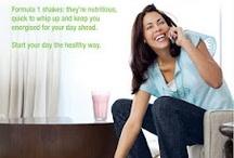 Herbalife Nutrition / Personal Wellness Coach Independent Herbalife Distributor / by Morgan Joy
