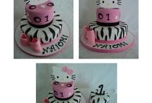 Hello Kitty Themed Party / by Mina Schneider