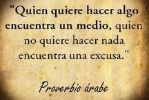 Frases que me gustan / by Chabela Saavedra Lopez
