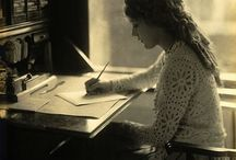 reading/writing / by Shannon Marshall