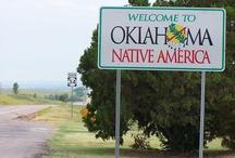 Oklahoma  / by Rhonda Skipworth