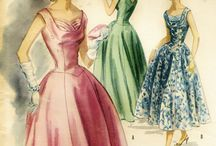 Vintage sewing patterns I'd love to sew / Vintage Sewing Patterns / by Amber