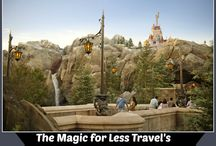 Walt Disney World Discounts / Ways to save for you Disney vacation! / by The Magic For Less Travel - Specializing in Disney and Universal Vacations