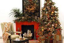 Seasonal Decor - Christmas / by Trudy Croes