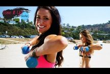 Strength training videos / by Paula Little