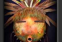 masks / by mary l hager