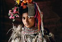 Headdresses / by Paula McGee