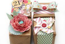 DIY Package Ideas / by Tamara