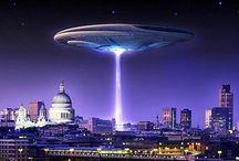 UFO S / by Toni Hinojosa