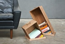 Bookcases and Shelves / by Elizabeth Martin