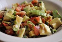 salads / by Britt Klontz