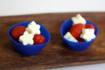 Fun 4th of July Food for Kids / by Foodlets.com
