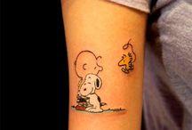 Snoopy Ink / Snoopy ink / by Melinda Hampton