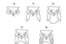 OWL / by Substitute Teacher