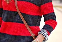 Stitch Fix Pix / Inspiration for my personal stylist / by Amy Olson
