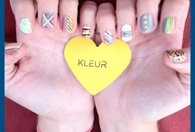 KLEUR NAIL ART! / LA based Custom NailArt Collective!   Find us at Urban Outfitters every other weekend*!   www.KLEUR.me  call :: 213-986-NAIL appointments :: appt@KLEUR.me info / private events :: info@KLEUR.me  Urban Outfitters Space15Twenty *2nd weekend of each month  Fri - Sun 12pm - 8pm 1520 N.Cahuenga Blvd. 90230   Urban Outfitters Melrose *4th weekend of each month  Fri - Sun 12pm - 8pm 7650 Melrose Ave. 90046   www.KLEUR.me  instagram :: @KLEUR twitter :: /KLEURme FB :: /KLEUR.me KLEUR.tumblr.com  *** all designs hand painted, with LOVE, by The Ladies Of KLEUR (@NitaDarling @NikkoGray @MsJHeart) *** / by KLEUR Custom Nail Art