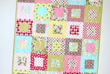 Quilting / by Mik