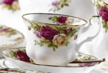 China Tea Cups / by Julie Simmons