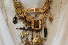 Timeless Treasures / Vintage, Antique, BoHo Chic, GypsieEsque styled wearables  / by Tara Jones