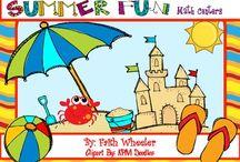 FREE Summer Downloads / FREE Teacher-created items selected for Summer. / by TeachersPayTeachers