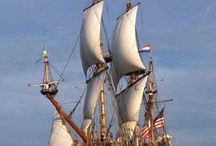Ships a sailing / by Marcia Blackwood