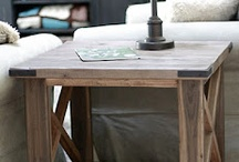 Home Furniture / by Patrick Andrade