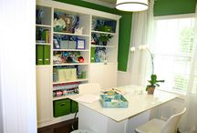 Craft Room Ideas / by L.r. Smith