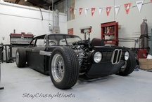 Cars / Crazy cars, classics and Hot Rods / by Corb Motorcycles