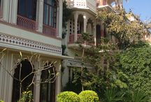 Boutique hotels in rajasthan. / by rohini khosla
