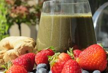 Green Smoothies / by Kimberly Turner
