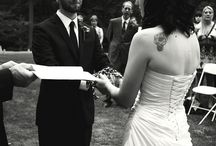 Events: Wedding (Ceremony Ideas) / by Brittany Mc Cune
